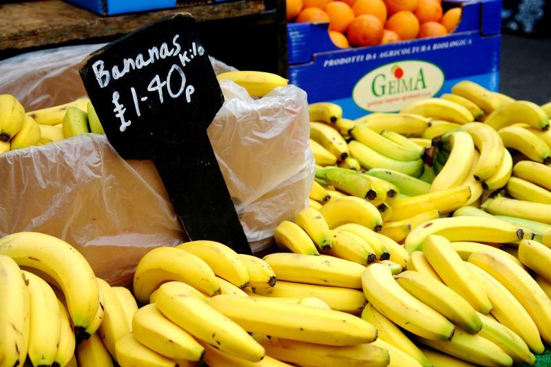De overeenkomst tussen een banaan en online conversie